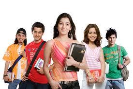 Studenci w pracy
