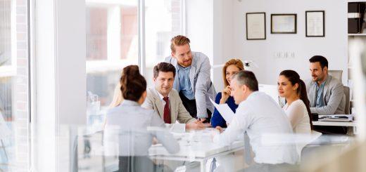 relacje w firmie